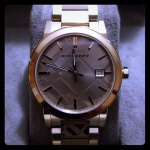 BURBERRY MENS WATCH BU9038